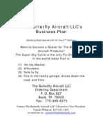 Monarch Gyroplane Business Plan
