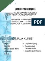 Gastropati Uremikum(GU)