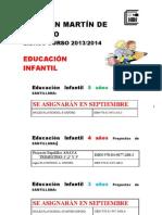 Textos Campijo 2013-14