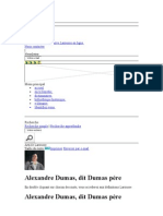Dumas Pere