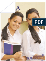 Placement Brochure FMS MBA 2012