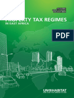 Property Tax Regimes in East Africa