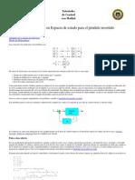 CTM Ejemplo_ Diseño en Espacio de estado para el péndulo invertido