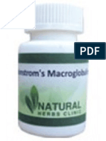 Natural Herbs For Waldenstrom's Macroglobulinemia