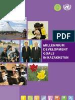 Kazakhstan Millennium Development Goals Report 2010