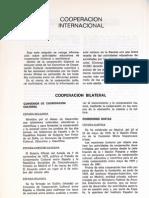 Cooperacion Internacional España con otros países