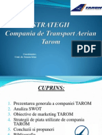 Strategii TAROM