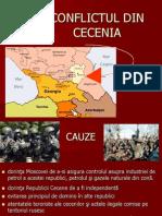 prezentare cecenia