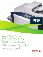 Low Cost Colour Printing with Colorqube from Xerox