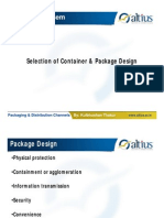 BBA FT- IV Sem - Packaging and Distribution Channels - Lecture - 7-10