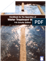 SCHUTTE 2007 Handbook for the Operation of Water Treatment Works