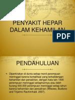 Peny.liver Dlm Kehamilan