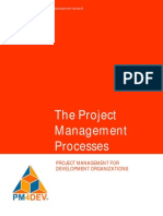 PM4DEV The Project Managment Processes