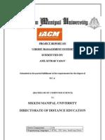 Credit Management System (LEADING INDIAN BANK) (Java-Oracle9i)