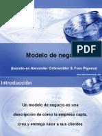 Model Ode Negocio f