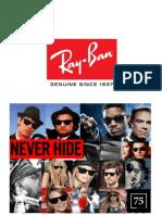 Ray-Ban SILMO Collectie 2012-2013