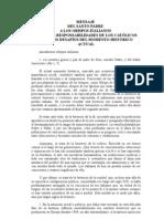 MENSAJE A LOS OBISPOS ITALIANOS.doc