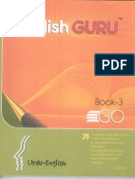 Hindi English Guru Book 3 GO