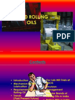 Cold Rolling Oil