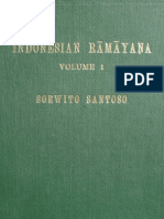 Ramayana Kakawin Vol. 1 of 3