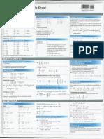 GRE Math formulae