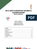 Press Kit Italy-Finland