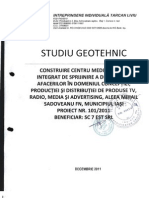 Studiu Geotehnic 7 Est