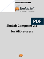 SimLab Composer for Alibre