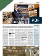 8.7.2013, 'Mostra Il Novecento Di Matteo Focaccia', Corriere Di Romagna