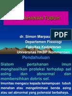 PERTAHANAN TUBUH