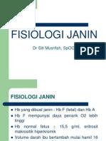 4.Fisiologi Janin