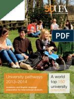 영국 INTO uea-brochure-2013-14
