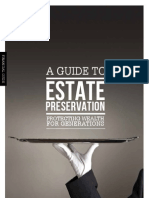 A Guide to Estate Preservation 2013