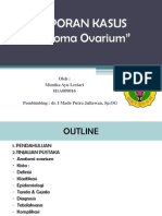 Lapsus Gynaecology -Ovarian Cyst