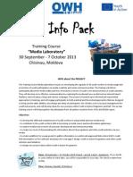 Info Pack Media Lab