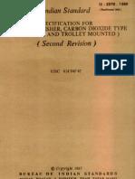 I S 2878 - 1986
