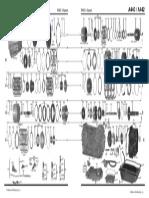 Diagrama Caja Toyota A440