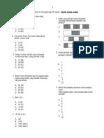Soalan Akhir Tahun Matematik Th 4 2010 Baru