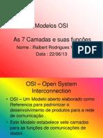 Modelos OSI