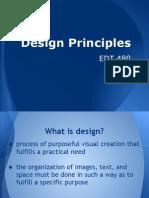 edt 490 design principles presentation
