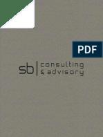 SB Consulting & Advisory - Company Profile