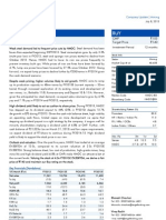 NMDC Company update