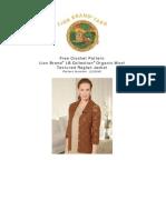 Crochet - Women Raglan Jacket