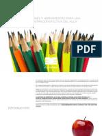 Reflexiones y Herramientas Para Una Administracion Efectiva Del Aula (Color)