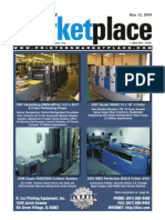 Printers' Marketplace | May 12, 2009