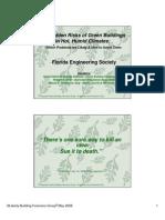 David Odom, Florida Engineering Society Presentation9/24/08