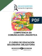 Pais Vasco.2009.Evaluacion Diagnostica Competencias