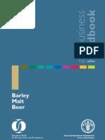 FAO Agbiz Handbook Barley Malt Beer 0