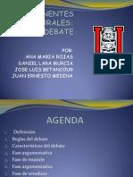 Componentes Orales Del Debate