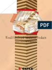 Wood Fibre Insulation Products